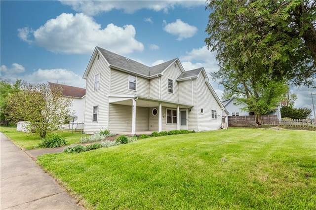 911 S Harrison Street, Alexandria, IN 46001 (MLS #21781739) :: The ORR Home Selling Team