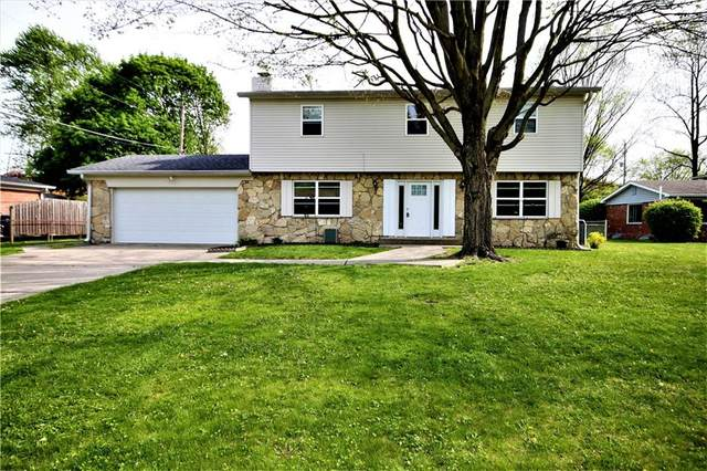 7441 Halsted Drive, Indianapolis, IN 46214 (MLS #21781751) :: The Evelo Team