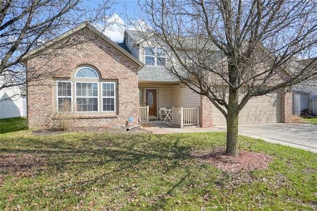 8633 Buffalo Ridge Drive, Indianapolis, IN 46227 (MLS #21781762) :: Heard Real Estate Team | eXp Realty, LLC