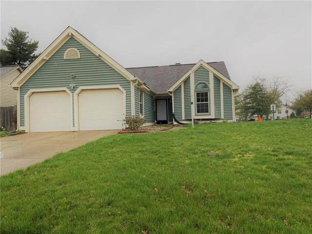 7612 Micawber Circle, Indianapolis, IN 46256 (MLS #21781769) :: AR/haus Group Realty