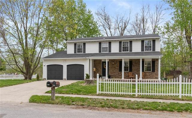2919 Pawnee Drive, Indianapolis, IN 46229 (MLS #21781772) :: Heard Real Estate Team | eXp Realty, LLC