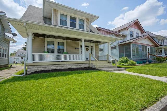 327 W 39th Street, Indianapolis, IN 46208 (MLS #21781782) :: Pennington Realty Team