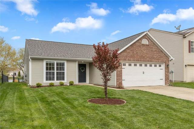 5746 Decatur Ridge Drive, Indianapolis, IN 46221 (MLS #21781796) :: Anthony Robinson & AMR Real Estate Group LLC