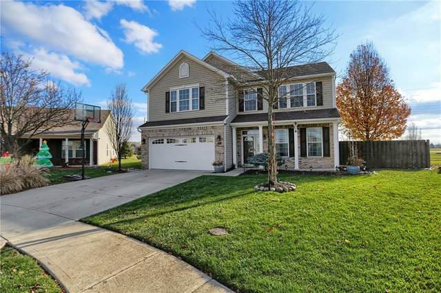 2953 Angelina Drive, Indianapolis, IN 46203 (MLS #21781810) :: Anthony Robinson & AMR Real Estate Group LLC