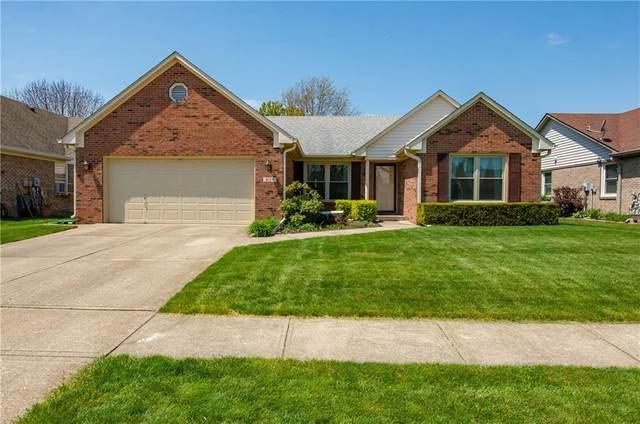 3124 Eastpointe Drive, Franklin, IN 46131 (MLS #21781813) :: Heard Real Estate Team | eXp Realty, LLC