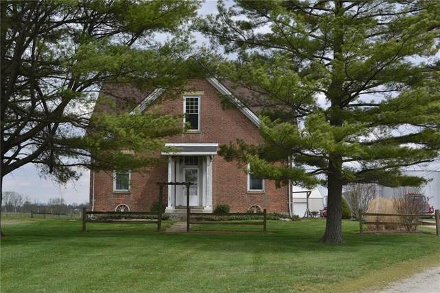 4185 S Us 27, Richmond, IN 47374 (MLS #21781814) :: The ORR Home Selling Team