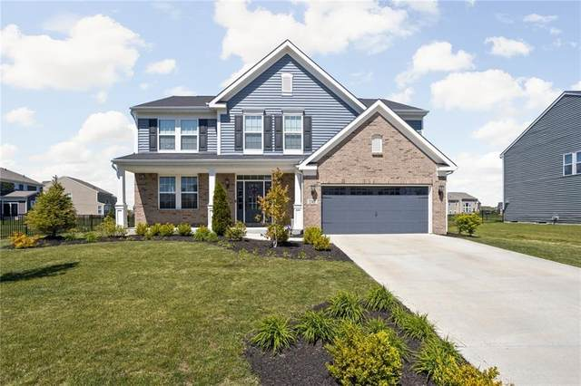2382 Silver Rose Drive, Avon, IN 46123 (MLS #21781835) :: HergGroup Indianapolis