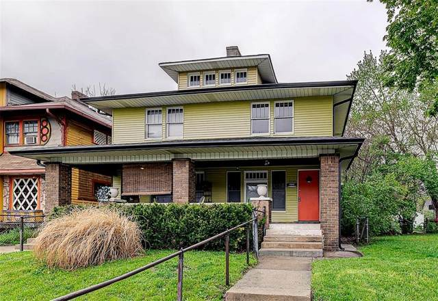 3532-34 N College Avenue, Indianapolis, IN 46205 (MLS #21781850) :: Mike Price Realty Team - RE/MAX Centerstone