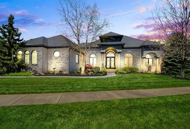 16312 Valhalla Drive, Noblesville, IN 46060 (MLS #21781854) :: Richwine Elite Group