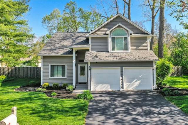 758 Timber Mill Lane, Indianapolis, IN 46260 (MLS #21781855) :: Mike Price Realty Team - RE/MAX Centerstone