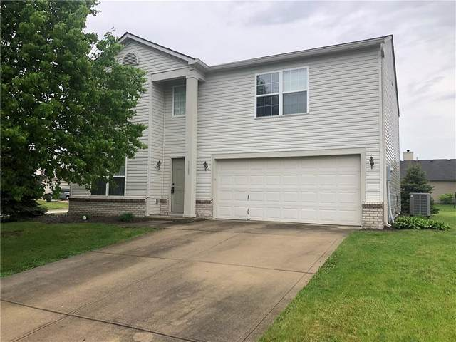 3185 Mcintosh Drive, Bargersville, IN 46106 (MLS #21781856) :: Mike Price Realty Team - RE/MAX Centerstone