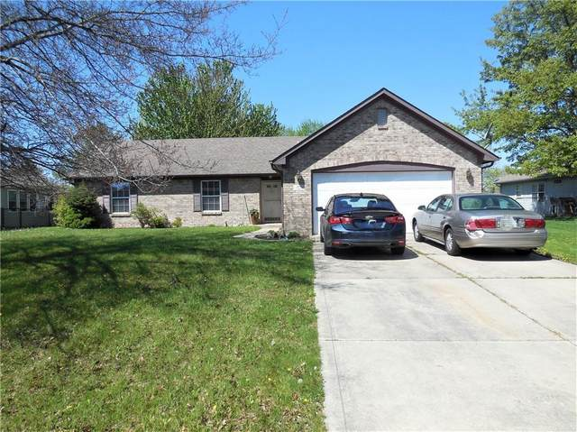 630 Red Oak Way, Mooresville, IN 46158 (MLS #21781865) :: Mike Price Realty Team - RE/MAX Centerstone