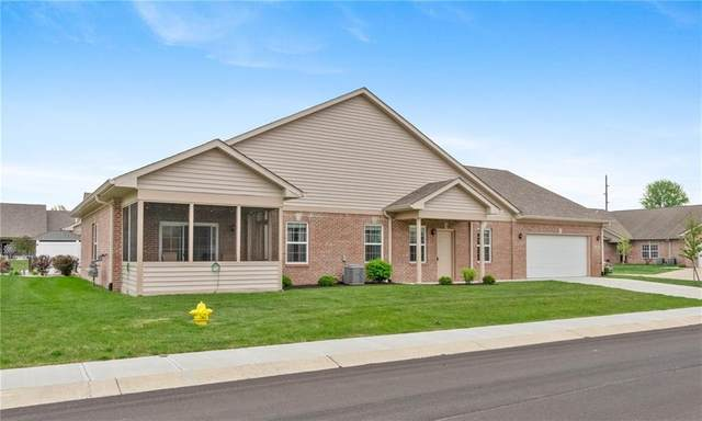 4321 Hamilton Way 22-A, Plainfield, IN 46168 (MLS #21781891) :: Heard Real Estate Team | eXp Realty, LLC