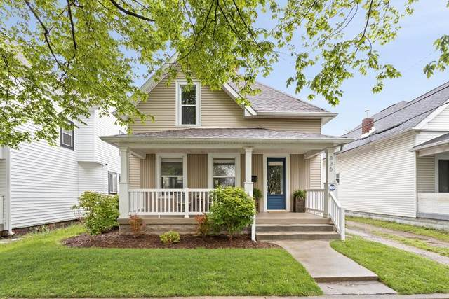 835 Villa Avenue, Indianapolis, IN 46203 (MLS #21781894) :: Mike Price Realty Team - RE/MAX Centerstone