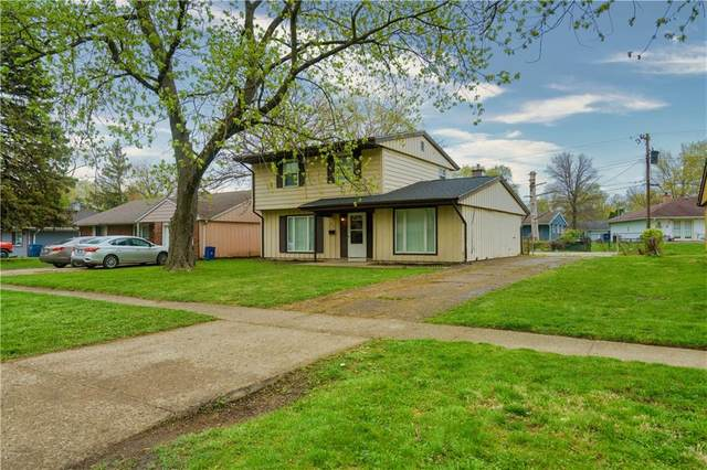 9225 E 36th Place, Indianapolis, IN 46235 (MLS #21781920) :: RE/MAX Legacy