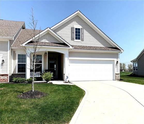 4183 Gordman Drive, Whitestown, IN 46075 (MLS #21781922) :: Anthony Robinson & AMR Real Estate Group LLC
