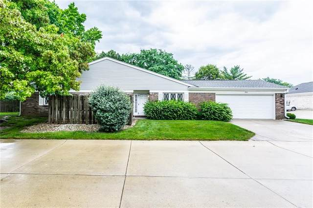 7654 Lancer Lane, Lawrence, IN 46226 (MLS #21781927) :: Mike Price Realty Team - RE/MAX Centerstone