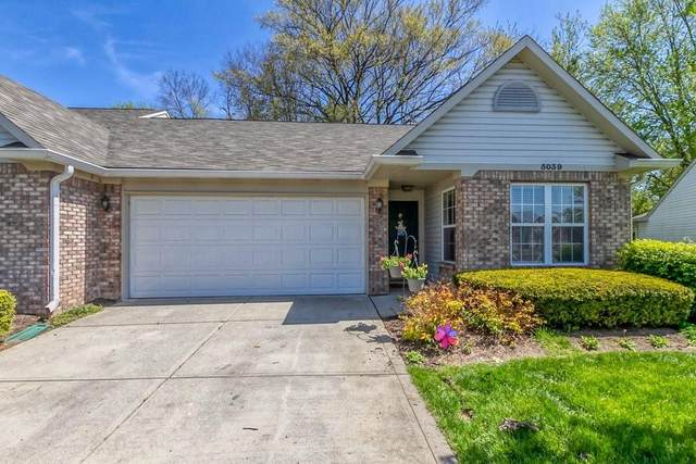 5039 Ariana Court, Indianapolis, IN 46227 (MLS #21781947) :: Richwine Elite Group
