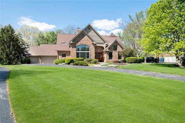 1980 Mulsanne Drive, Zionsville, IN 46077 (MLS #21781962) :: Anthony Robinson & AMR Real Estate Group LLC