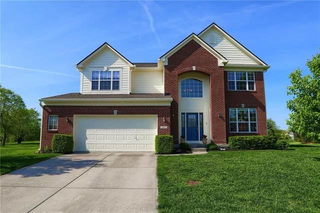 4017 Ivory Court, Carmel, IN 46074 (MLS #21781967) :: Keller & Corbett Real Estate