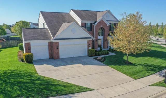 12067 Boothbay Lane, Fishers, IN 46037 (MLS #21781968) :: AR/haus Group Realty