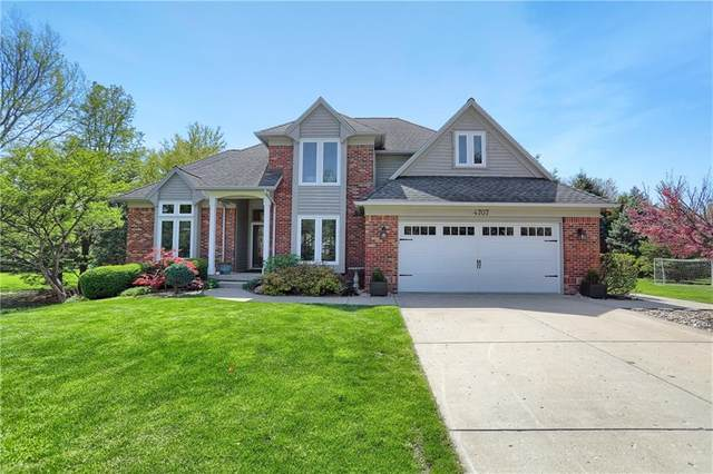 4707 Foxmoor Court, Lafayette, IN 47905 (MLS #21781996) :: AR/haus Group Realty