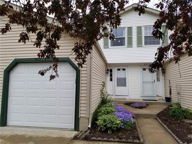 9412 Timber View Drive, Indianapolis, IN 46250 (MLS #21782000) :: Heard Real Estate Team   eXp Realty, LLC