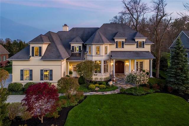 11315 Hanbury Manor Boulevard, Noblesville, IN 46060 (MLS #21782009) :: Richwine Elite Group