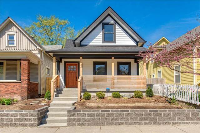 132 N Arsenal Ave, Indianapolis, IN 46201 (MLS #21782015) :: Heard Real Estate Team | eXp Realty, LLC