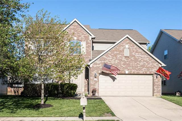 13701 Wendessa Drive, Fishers, IN 46038 (MLS #21782030) :: RE/MAX Legacy