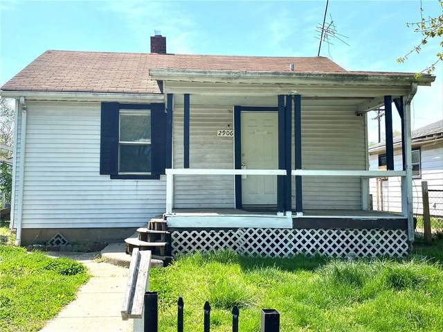 2906 Mars Hill Street, Indianapolis, IN 46241 (MLS #21782071) :: RE/MAX Legacy