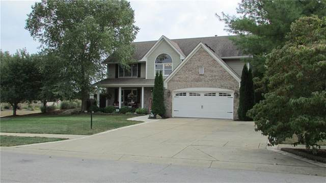 4503 Annelo Circle, Greenwood, IN 46142 (MLS #21782077) :: Richwine Elite Group