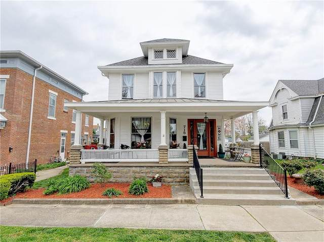 715 Pearl Street, Columbus, IN 47201 (MLS #21782088) :: Anthony Robinson & AMR Real Estate Group LLC