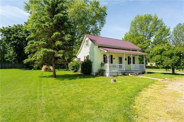 101 E 5th Street, Carthage, IN 46115 (MLS #21782096) :: Mike Price Realty Team - RE/MAX Centerstone