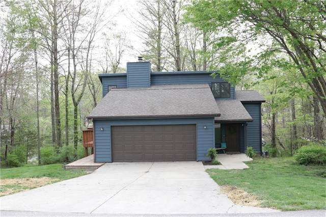 9101 W Evergreen Drive, Columbus, IN 47201 (MLS #21782098) :: Heard Real Estate Team | eXp Realty, LLC