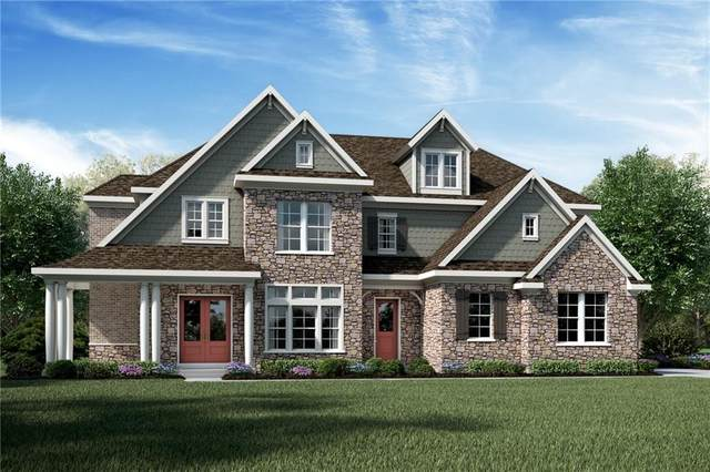 14954 Rustic Ridge Court, Fishers, IN 46037 (MLS #21782116) :: Heard Real Estate Team | eXp Realty, LLC