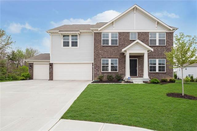 5033 Arling Court, Indianapolis, IN 46237 (MLS #21782121) :: The Evelo Team