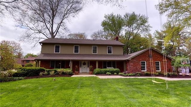 8146 Brent Avenue, Indianapolis, IN 46240 (MLS #21782131) :: Anthony Robinson & AMR Real Estate Group LLC