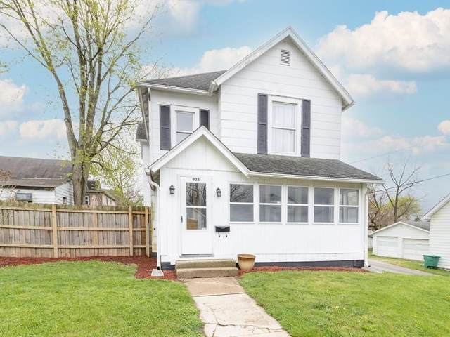 925 New York Avenue, New Castle, IN 47362 (MLS #21782141) :: The ORR Home Selling Team