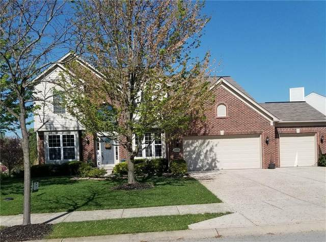 11958 Suncatcher Drive, Fishers, IN 46037 (MLS #21782146) :: Anthony Robinson & AMR Real Estate Group LLC