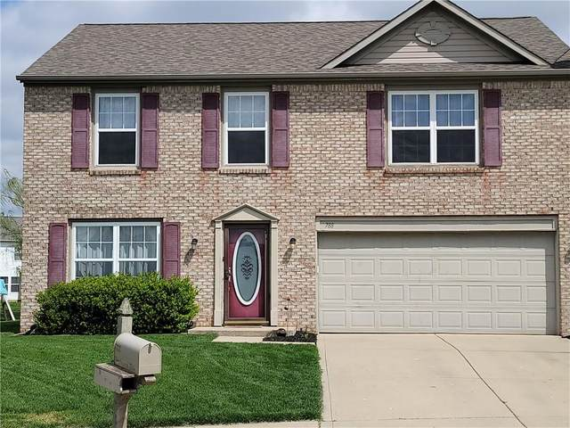 788 Heatherwood Drive, Greenwood, IN 46143 (MLS #21782188) :: Richwine Elite Group