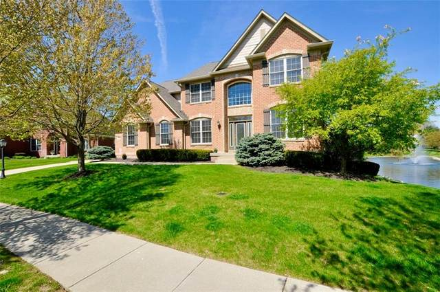 11494 Loch Raven Boulevard, Fishers, IN 46037 (MLS #21782196) :: Heard Real Estate Team | eXp Realty, LLC