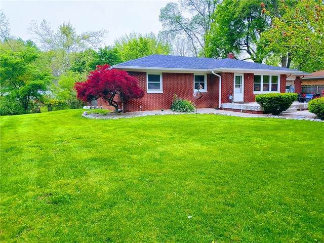 1940 Rosedale Drive, Indianapolis, IN 46227 (MLS #21782198) :: Pennington Realty Team