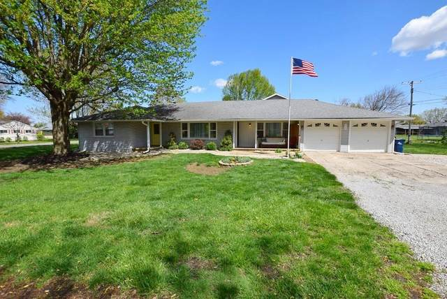 914 Maple Street, Middletown, IN 47356 (MLS #21782241) :: RE/MAX Legacy