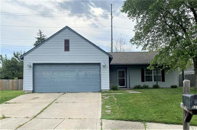 6246 Tybalt Place, Indianapolis, IN 46254 (MLS #21782253) :: Mike Price Realty Team - RE/MAX Centerstone