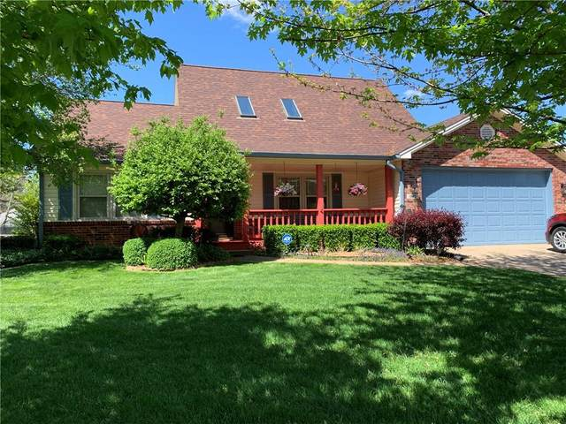1832 Archies Court, Franklin, IN 46131 (MLS #21782269) :: Pennington Realty Team
