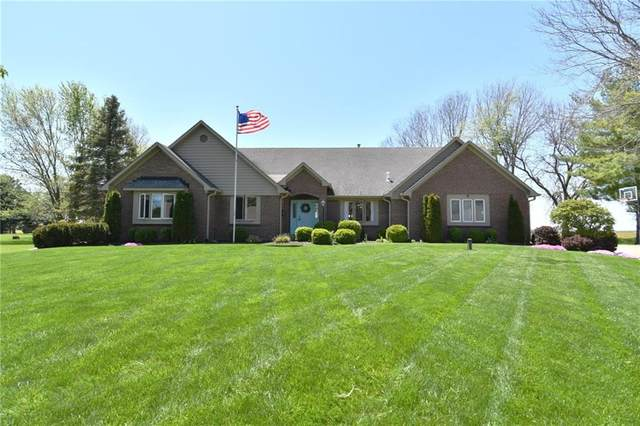7222 Fox Hunt Court, Brownsburg, IN 46112 (MLS #21782276) :: Anthony Robinson & AMR Real Estate Group LLC