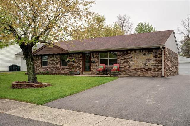 343 Northfield Drive, Mooresville, IN 46158 (MLS #21782288) :: Heard Real Estate Team | eXp Realty, LLC