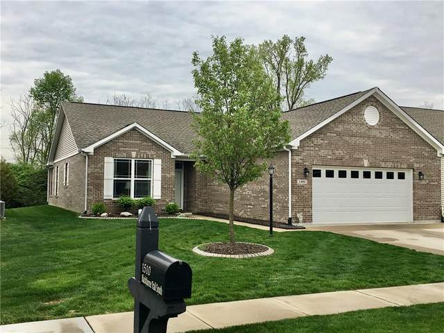 1491 Blackthorne Trail S, Plainfield, IN 46168 (MLS #21782295) :: Anthony Robinson & AMR Real Estate Group LLC