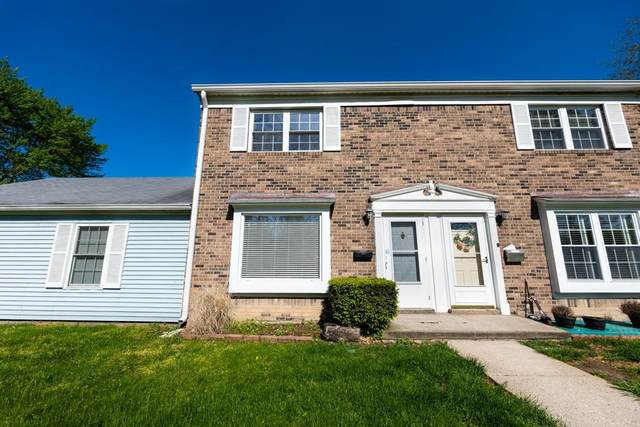7464 Woodshire Place #11, Indianapolis, IN 46217 (MLS #21782300) :: Richwine Elite Group